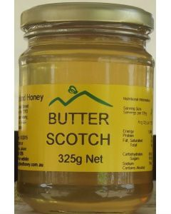 Butterscotch Honey