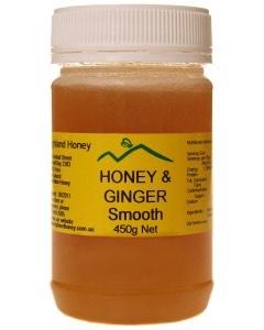 Honey & Ginger Smooth