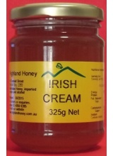 Raw Honey with Irish Cream