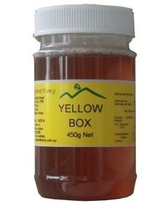 Yellow Box Honey
