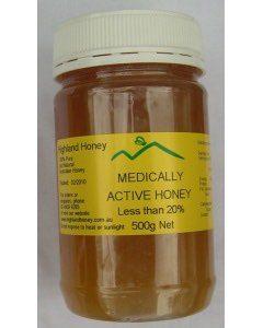 Medically Active Honey 500g
