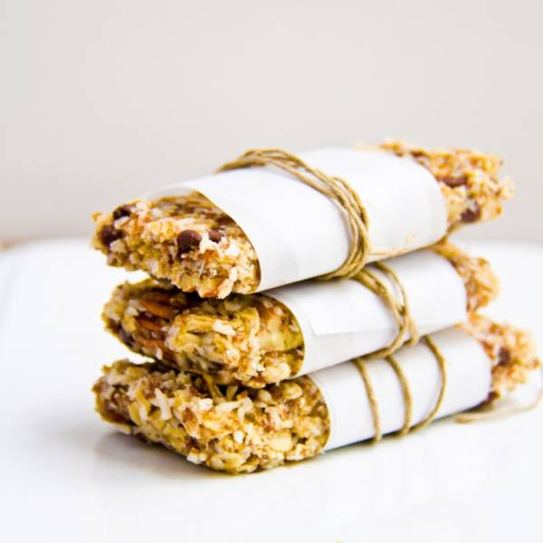 HONEY COCONUT GRANOLA BARS
