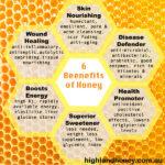 6 Benefits of Honey