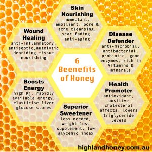 6 Benefits of Honey