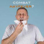Honey combats hay fever