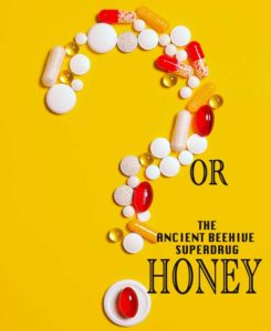 Use honey instead of pills