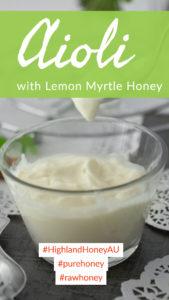 Lemon Myrtle Aioli